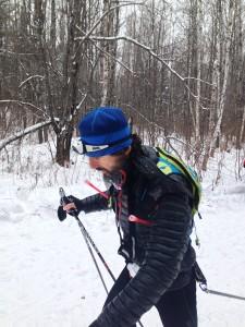 Dr. Kriska runs Montane Yukon Arctic Ultramarathon in support of WOGO